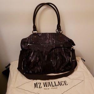 My Wallace Belle Raven Handbag Tote